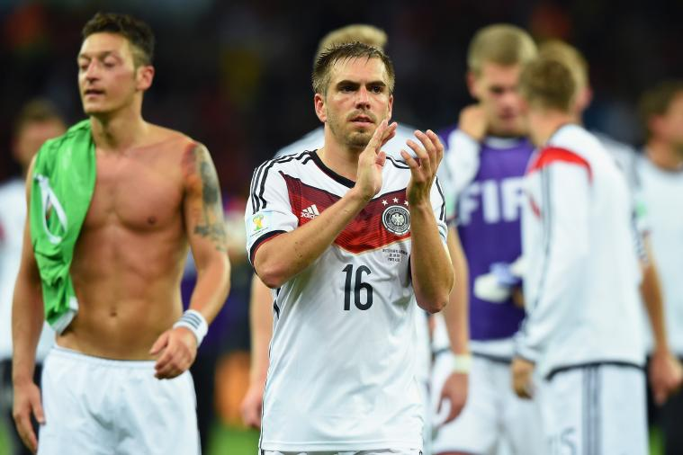 Germany Must Put Philipp Lahm Back in Defence If They Want to Beat France