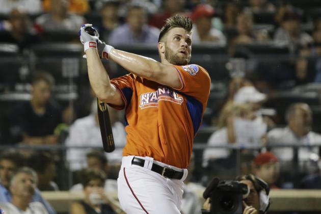 Bleacher Report's Dream 2014 Home Run Derby Contestants