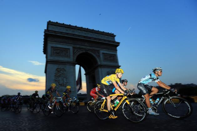 Tour De France 2014 Schedule: Daily TV Coverage, Live Stream and More