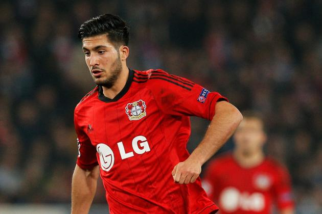 Emre Can Bolsters Liverpool Midfield but 'New Steven Gerrard' Tag Is Premature