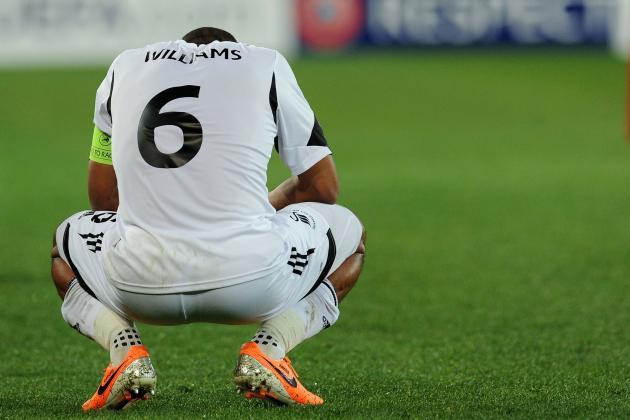 Swansea Declare Williams 'Not for Sale'