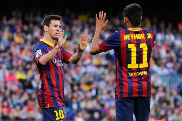 Barcelona Friendly Schedule 2014: Fixtures List for Summer Tour