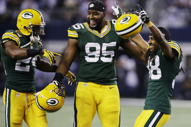 Green Bay Packers' Datone Jones Is Set for a Breakout 2014 NFL Campaign
