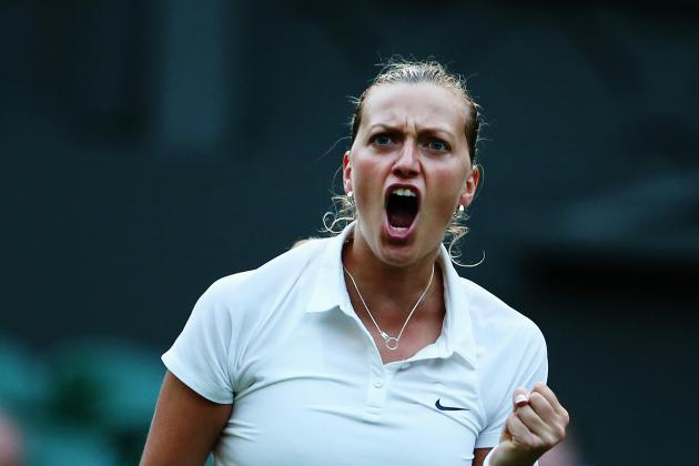Petra Kvitova vs. Lucie Safarova: Recap, Results from Wimbledon 2014 Semifinal