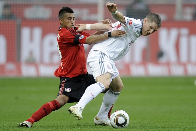 Arturo Vidal Signing Vital for Bayern Munich with Toni Kroos Set for Real Madrid