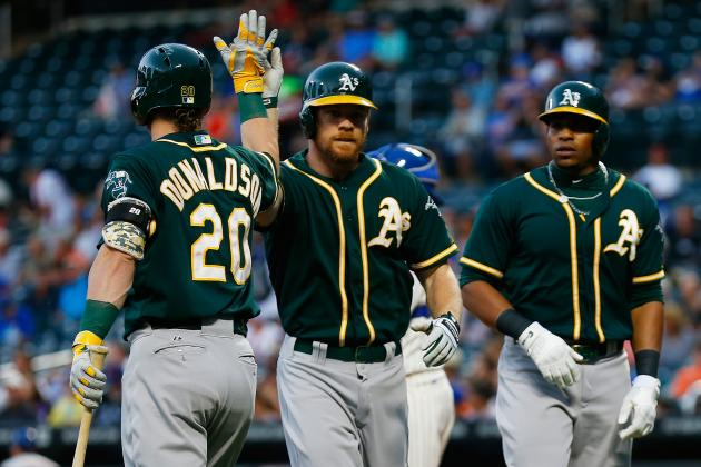 Will the Oakland A's Continue Their Historical Second-Half Dominance in 2014?
