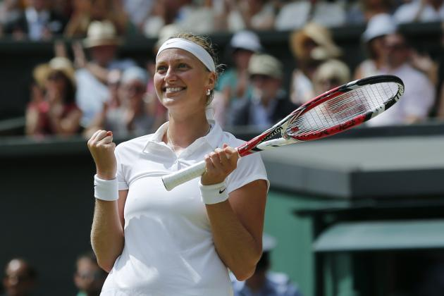 Wimbledon 2014: Updated Semifinal Results and Scores from All England Club