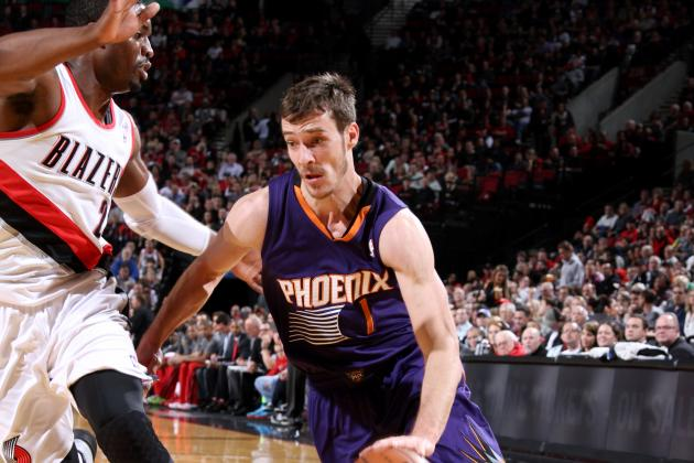Pacers Seek Trade for Goran Dragic