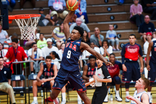 Jaylen Brown Spent His Spring Traveling the World While Impressing Scouts
