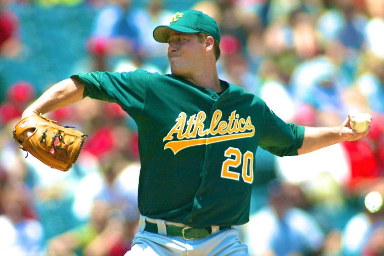 Former A's Pitcher Mark Mulder Live-Tweeted His 1st Viewing of 'Moneyball'