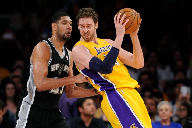 San Antonio Spurs Make Most Sense of Any Contender for Pau Gasol in Free Agency