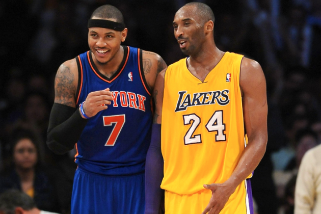Lakers' Free-Agent Pitch to Carmelo Anthony Has Makings of a Feel-Good Story