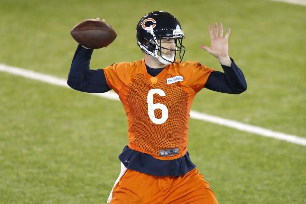 Jay Cutler Ranked 17th Among His Peers