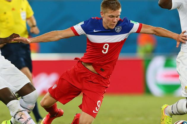 ASN: Aron Johannsson Preparing to Undergo Ankle Surgery