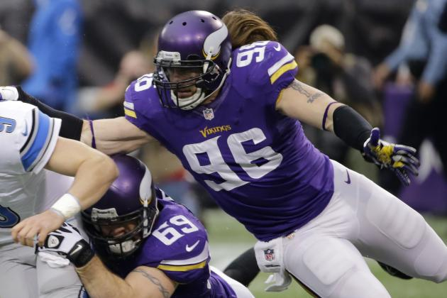 Is Brian Robison the Most Underrated DE in the NFL?