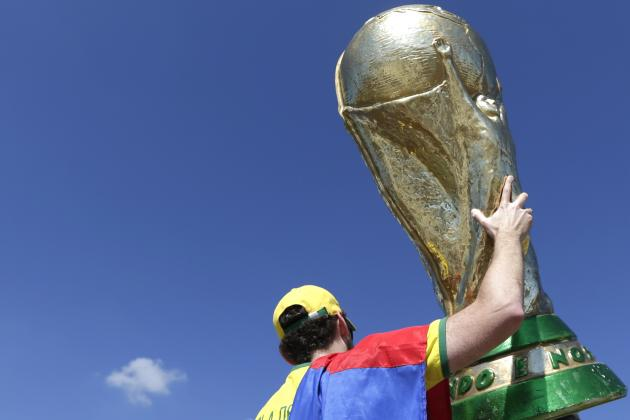 World Cup 2014: Odds and Predictions for Remainder of Knockout Stage Fixtures