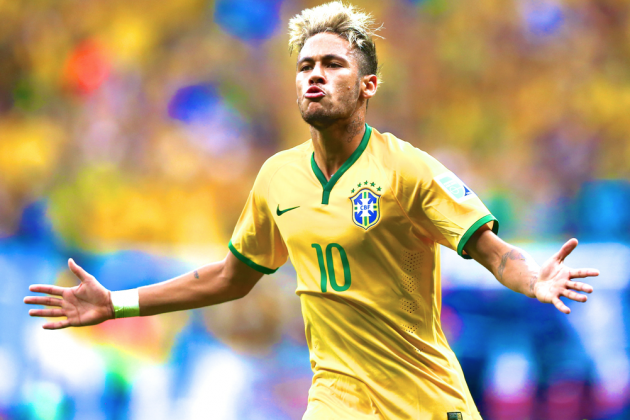 Neymar Facing Career-Defining Game in World Cup Quarter-Final vs. Colombia