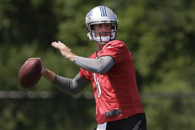 Dan Orlovsky Better Equipped to Help If Needed