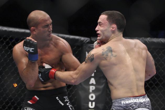 Ultimate Fighter 19: Team Edgar vs. Team Penn Fight Card, TV Info, Predictions