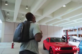 Video: Check out Detroit Lions Rookie Eric Ebron's New Ride