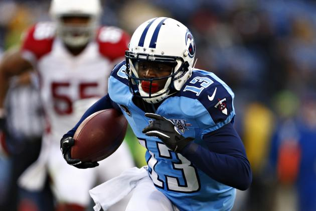 Kendall Wright's Fantasy Stock on the Rise