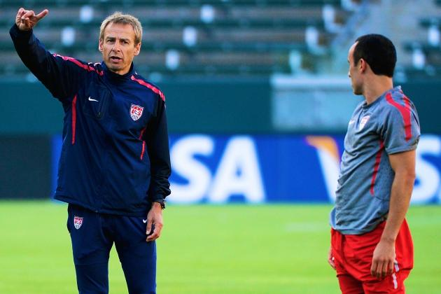Landon Donovan Comments on Jurgen Klinsmann, USA World Cup Roster