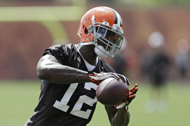 Browns WR Josh Gordon Ranked No. 16 on the NFL's Top 100 List