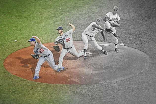 Clayton Kershaw Has Big Head Start on MLB's Best-Ever Left-Handed Aces