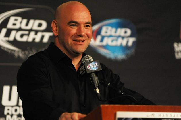Dana White: UFC's 'Business Has Never Been Bigger and Never Been Crazier'