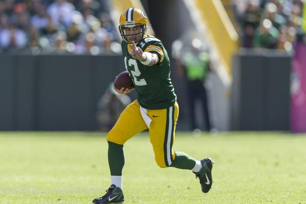 Aaron Rodgers' Spot in 'Top 100' Unworthy of NFL's Best Player