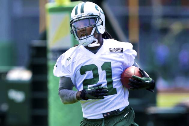Can a Healthy Chris Johnson Recapture Past Glory with the New York Jets?
