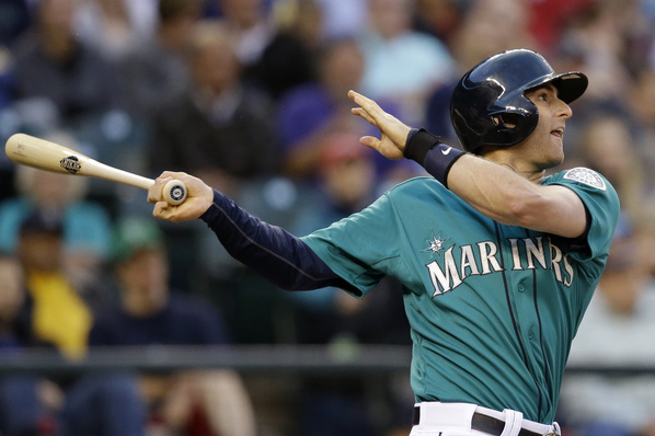 How Seattle Mariners' Brad Miller Turned Around 2014 Season
