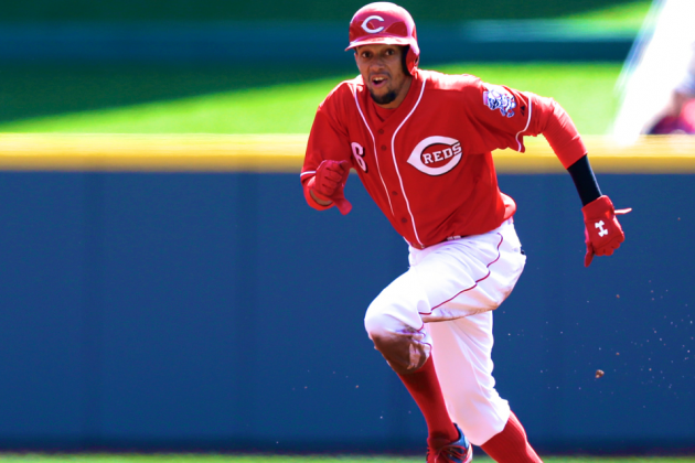 See Billy Run: Hamilton a Hit as Reds Look for Traction in NL Central