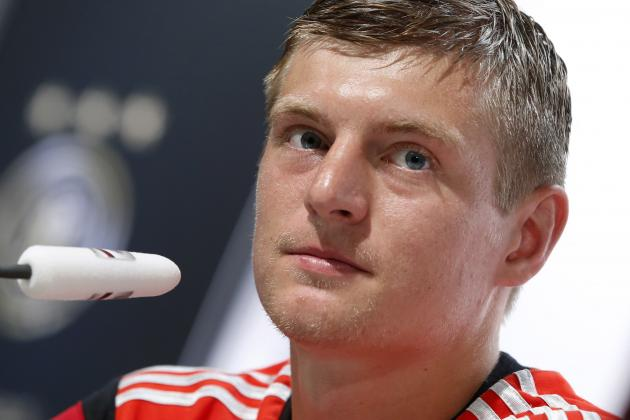 Real Madrid Transfer News: Los Blancos Close in on Bayern's Toni Kroos