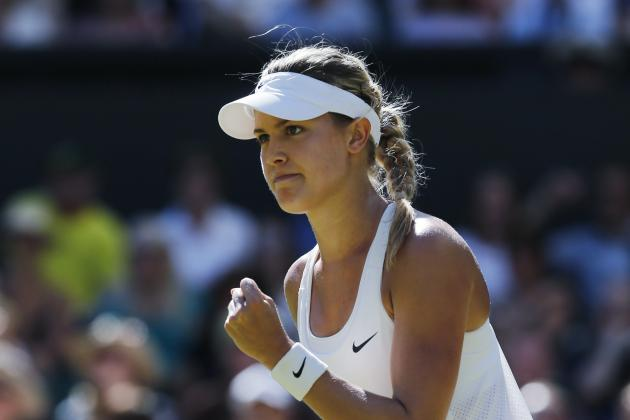 Eugenie Bouchard's 1st Big Step to Stardom on the Line in 2014 Wimbledon Final