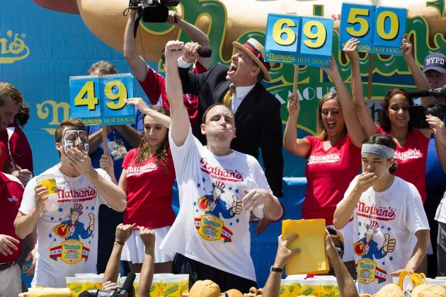 Nathan's Hot Dog Eating Contest 2014: TV Schedule, Live Stream and Replay Info