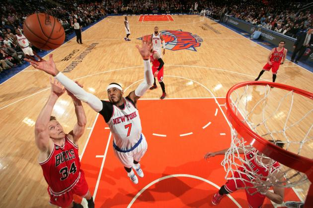 How Tom Thibodeau Would Transform Carmelo Anthony's Defensive Image