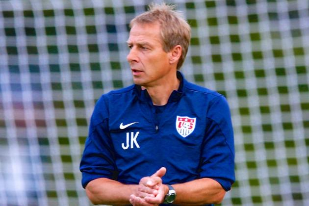 Criticism of Jurgen Klinsmann Largely Unfair After USMNT World Cup Run