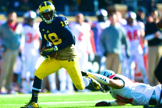 Michigan Football: Is Countess the Wolverine Under the Most Pressure for 2014?