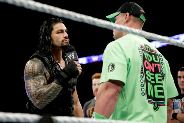 Feud with John Cena Is Best Way to Establish Roman Reigns as Main Event Star