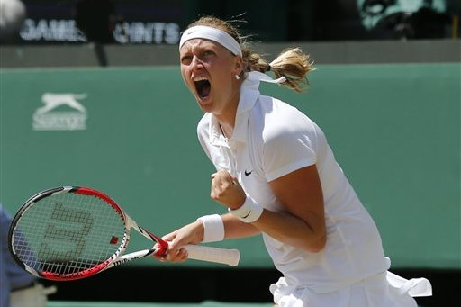 Eugenie Bouchard vs. Petra Kvitova: Breaking Down Wimbledon Final