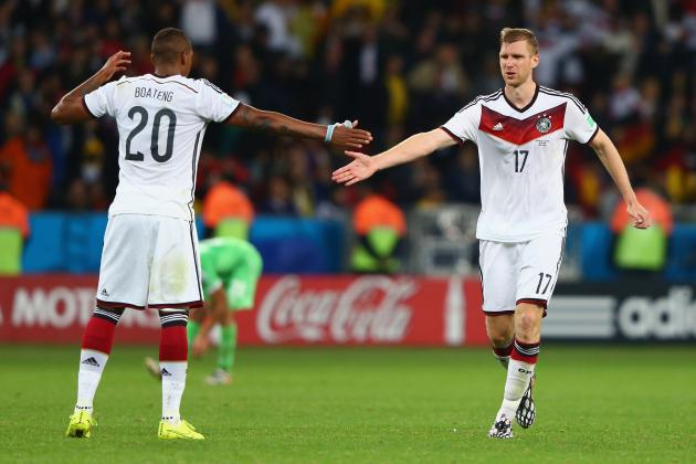 France vs. Germany: Tactical Preview of World Cup Quarter-Final Match
