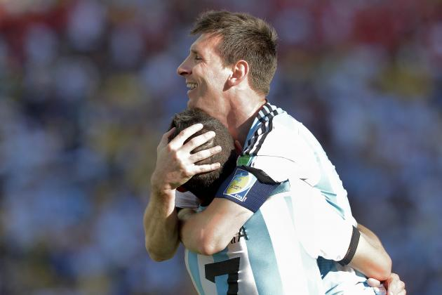 Argentina vs. Belgium: Form Guide, Live Stream and Prediction for 2014 World Cup