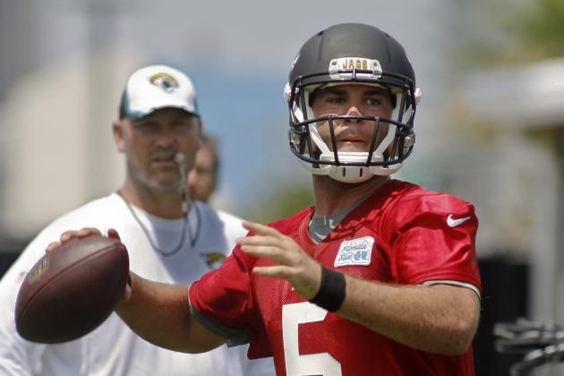 Jaguars-Redskins Q&A: How Soon Blake Bortles Will Contribute, and More