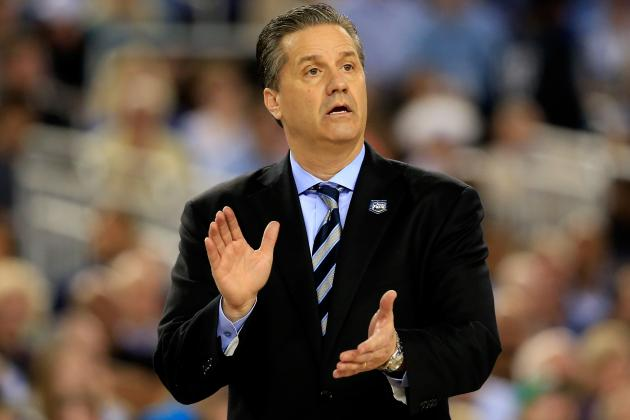 Top 50 coaches: No. 2 Kentucky's John Calipari