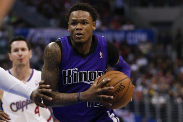 Ben McLemore Impressed by Young KU Basketball Talent