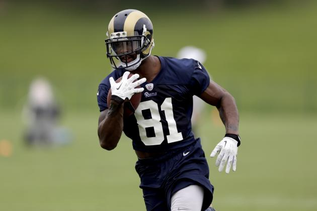 Rams Roster Preview: WR Kenny Britt