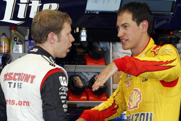 Why the 2014 Sprint Cup Title Will Come Down to Penske vs. Hendrick Motorsports