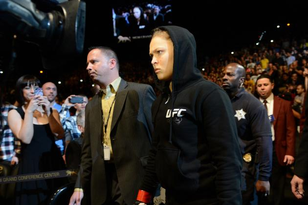 With Few Real Challenges Ahead, Ronda Rousey's Fighting Future Still Uncertain