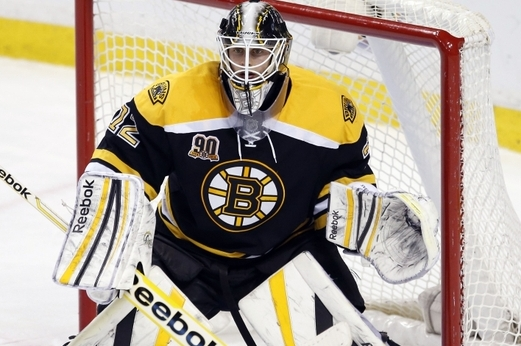 Bruins Sign Goaltender Jeremy Smith to a One-Year, Two-Way Contract